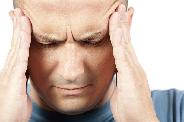 Скорая помощь при сильной головной боли
