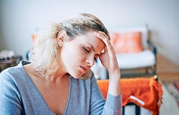 Что пить от головной боли при всд